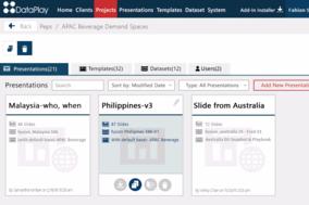 DataPlay Suite  screenshot