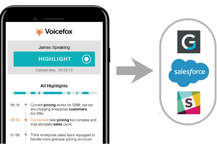 Voicefox