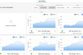 Investfly screenshot