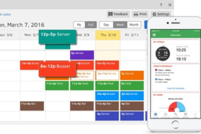 TSheets screenshot