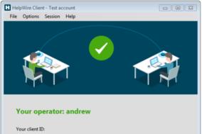 HelpWire screenshot