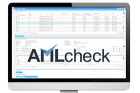 AMLcheck screenshot
