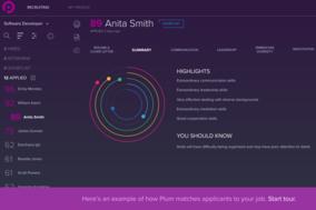 Plum screenshot