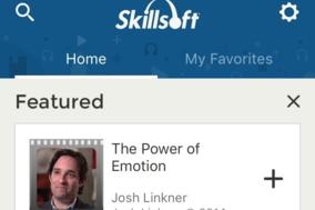 SkillSoft screenshot