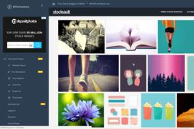 AllTheFreeStock screenshot