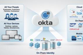 Okta screenshot
