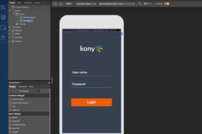 Kony screenshot