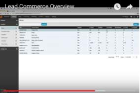 Lead Commerce screenshot