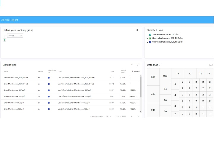 MinerEye Data Tracker™
