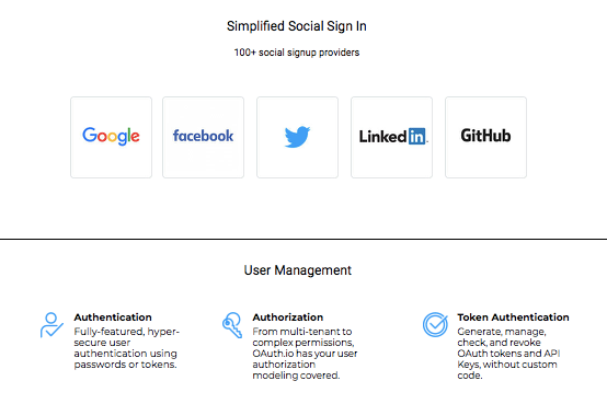 OAuth Reviews, Pricing and Alternatives