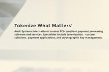 AuricVault® Tokenization Service