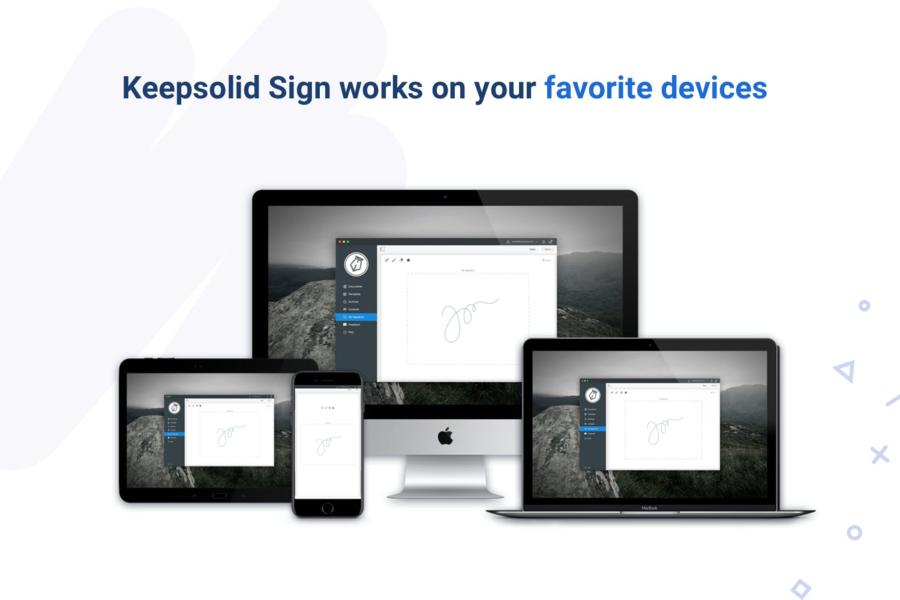 KeepSolid Sign