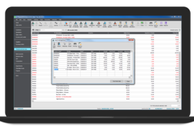 Sage 50cloud screenshot