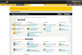 AeroHive screenshot