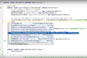 IntelliJ IDEA screenshot
