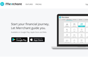 Merrchant screenshot