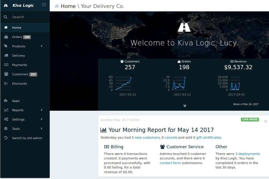 Kiva Logic