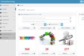 Humansourcing screenshot