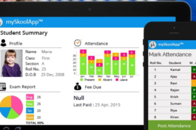 mySkoolApp screenshot