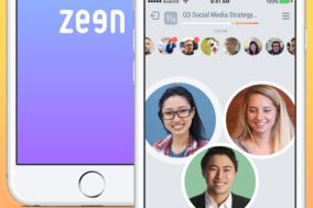 Zeen screenshot