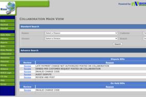 iMpact TMS screenshot