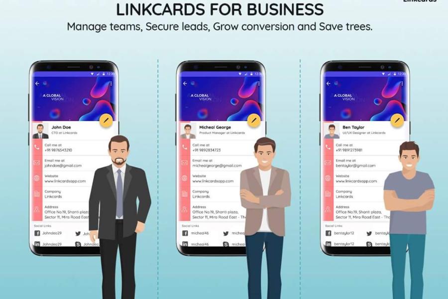 Linkcards