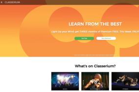 Classerium screenshot