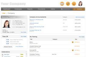 HRSoftware screenshot