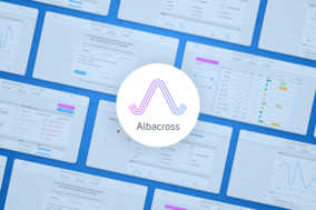 Albacross screenshot