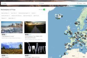 Timescenery screenshot