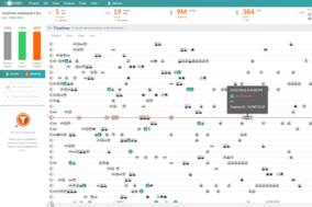 TimelinePI screenshot