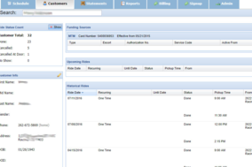 TransitExec screenshot