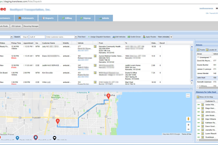 TransitExec Reviews, Pricing and Alternatives