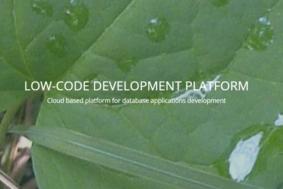 n-aos Development Platform screenshot