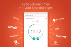 PomoDone App screenshot