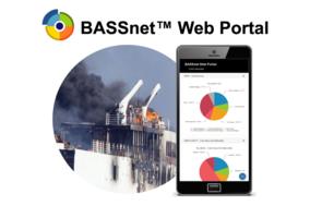 BASSnet™ Web Portal screenshot
