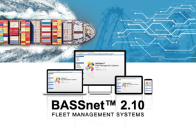 BASSnet™ Fleet Management Systems screenshot