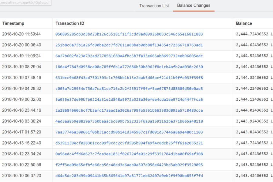 LockTrip Blockchain