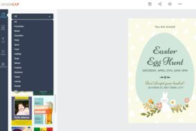 DesignCap screenshot