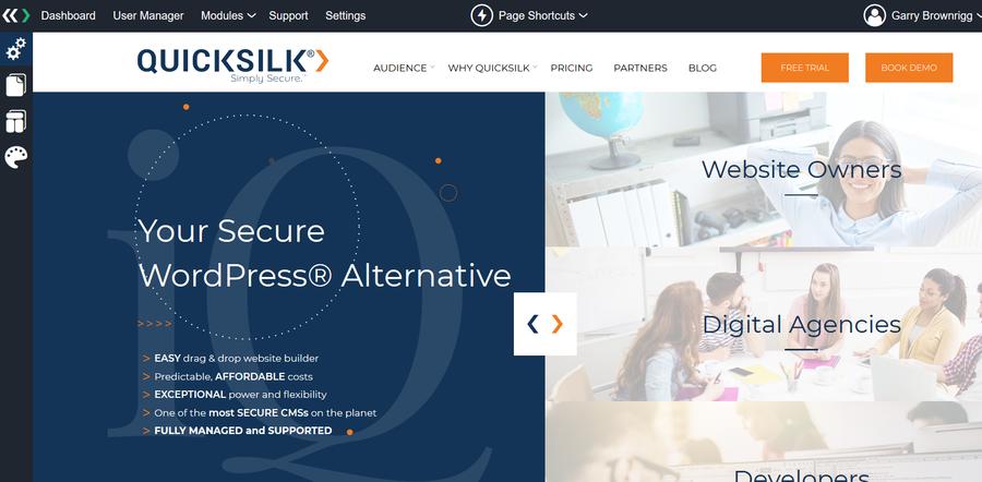 QuickSilk