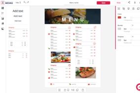 WaitronMenu screenshot