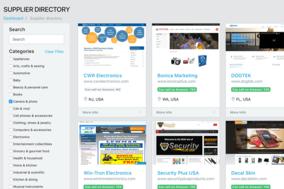 SupplySpy screenshot