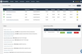 Compare Finario vs EY Finance Navigator