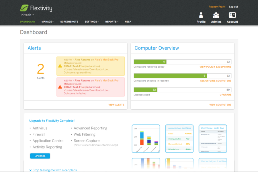 Intego Flextivity Secure Reviews, Pricing and Alternatives