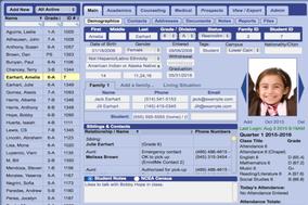 Gradelink screenshot