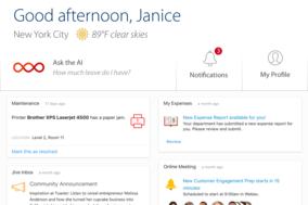 Digital Assistant screenshot