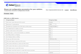 InterWeave Smart Solutions screenshot