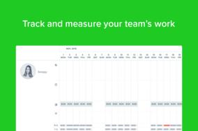 Teamdeck screenshot
