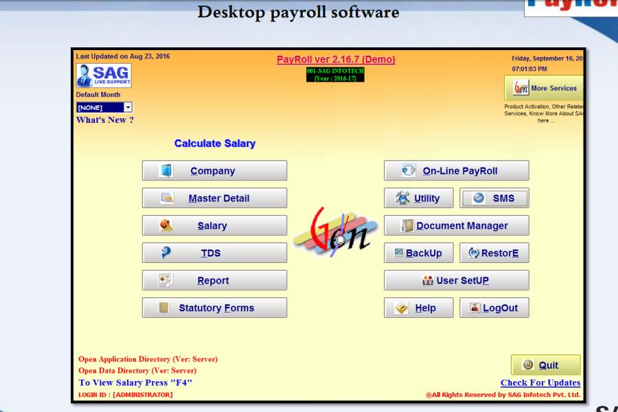 Gen Payroll