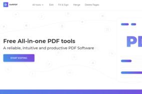 DeftPDF screenshot